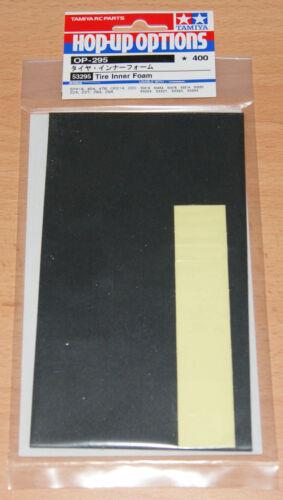 Neuf sous emballage Tamiya 53295 Pneu//Pneu intérieur mousse TT01//TT02//TA01//TA02//TA03//TL01//XV-01