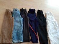 Bukser, Culottebukser, Zara, Costbart, D xel, str.