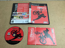 Dave Mirra Freestyle Bmx 2-Sony Playstation 2 (ps2) tested/working Inglaterra PAL