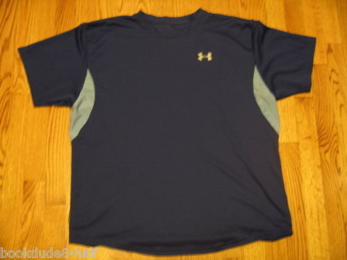 UNDER ARMOUR Loose Gear T-SHIRT S//M//L Small Medium LG M