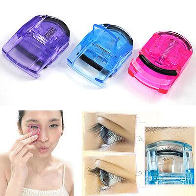 Professional Beauty Kit False Eyelash Eye Lashes Curler Curling Clip Makeup Tool