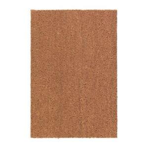 Fußmatte Schmutzfangmatte Türmatte Fußabtreter Fußabstreifer Beige 40x60 cm