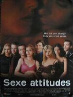 Sexe Attitudes (body Shots) Original Petit French Poster