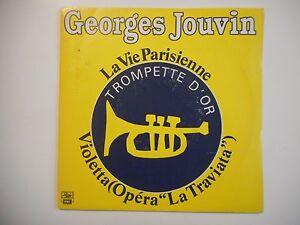 GEORGES-JOUVIN-LA-VIE-PARISIENNE-45-TOURS