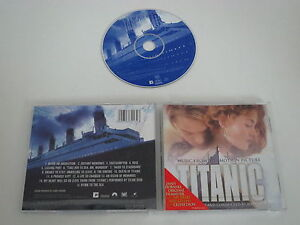 TITANIC-COLONNA-SONORA-JAMES-HORNER-SONY-SK-63213-CD-ALBUM