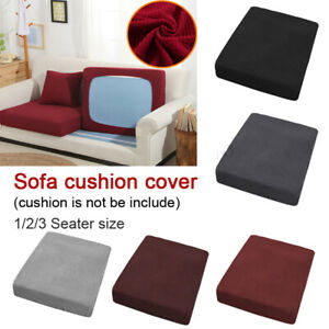 replacement sofa seat cushion cover couch slip covers fabric rh ebay co uk replacement sofa cushion covers conservatory furniture replacement couch cushion covers