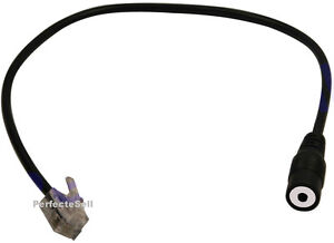 Details about Headset Headphones Adapter RJ9/RJ10 To 2 5mm For Cisco IP  Phone All Series New