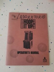 Aimable Time Warner Hoop It Up Original Operators Manual