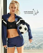 FABLETICS~RUNNING SPORTS TRACK SUIT JACKET & SHORTS (AS SEEN ON KATE HUDSON~XXL