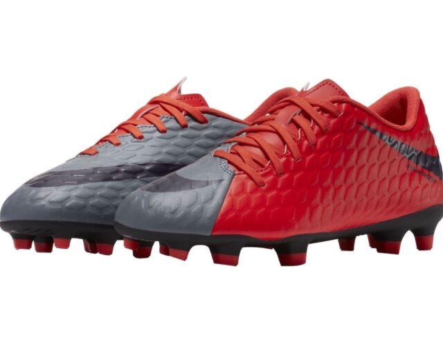 65701d9c829 NWOB Nike Hypervenom Phade 3 FG Women s Size 12 Soccer Cleats 881544 ...