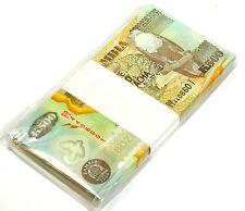 ZAMBIA 500 KWACHA 2006 P 43e POLYMER (BUNDLE of 100 NOTES)