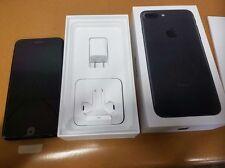 NEW Apple iPhone 7 UNLOCKED 256GB BLACK 4G LTE GLOBAL GSM w/ FULL APPLE WARRANTY