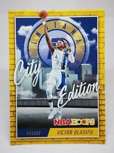 Panini Hoops 2020-21 N19 card NBA City Edition #12 Victor Oladipo Indiana Pacers