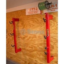 Storage Trimmer Rack Trimmer Trap ET/TT-2 Original Landscaper enclosed trailers