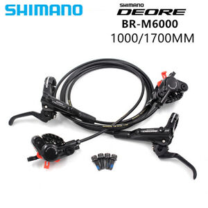 New-Shimano-DEORE-BR-M6000-Brake-MTB-Brakes-BL-M6000-1000mm-1700mm-Left-amp-Right