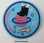 miniature 24 - Sew Iron On Round Patches Popular Badge Transfer Embroidered Funny Biker Slogan