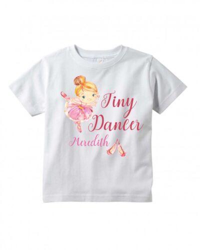 Ballerina ~ Ballet ~ Dancer ~ Personalized ~ Bodysuit or t-shirt