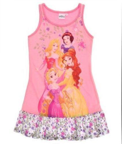 Le Ragazze Principessa Disney//Troll//Minnie camicia da notte Camicia da notte Camicia da Notte Pigiama