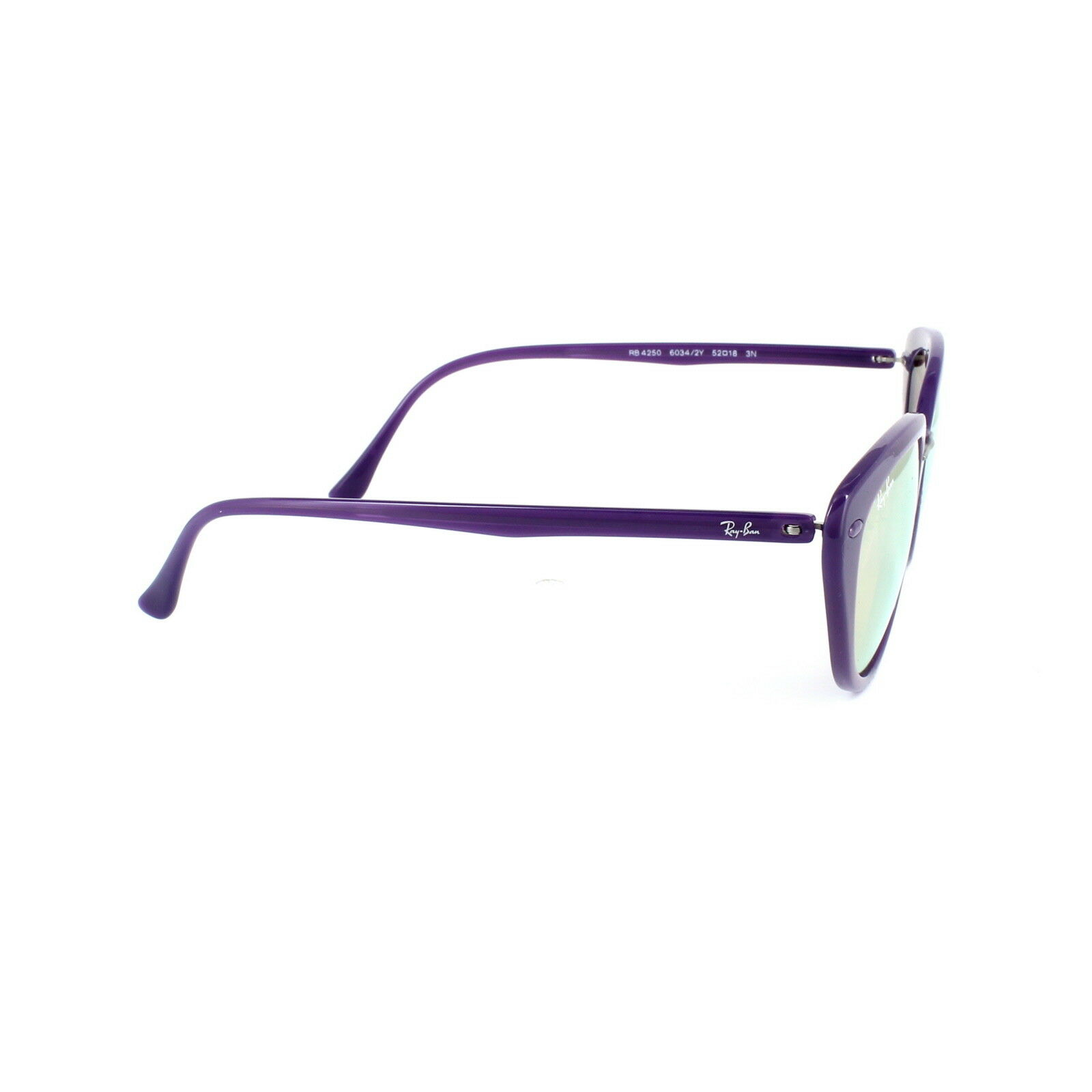 81e5a40a1ad Sunglasses Ray-Ban Tech Light Rb4250 6034 2y 52 Shiny Violet for sale online