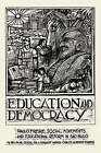 Education and Democracy: Paulo Freire, Social Movements, and Educational Reform in Saao Paulo by Pia Linquist Wong, Carlos Alberto Torres, Pilar O'Cadiz (Paperback, 1999)