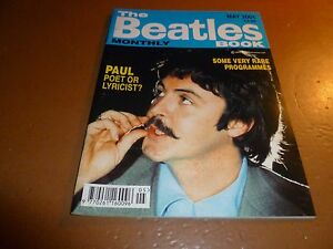 THE-BEATLES-BOOK-MONTHLY-Magazine-No-301-May-2001