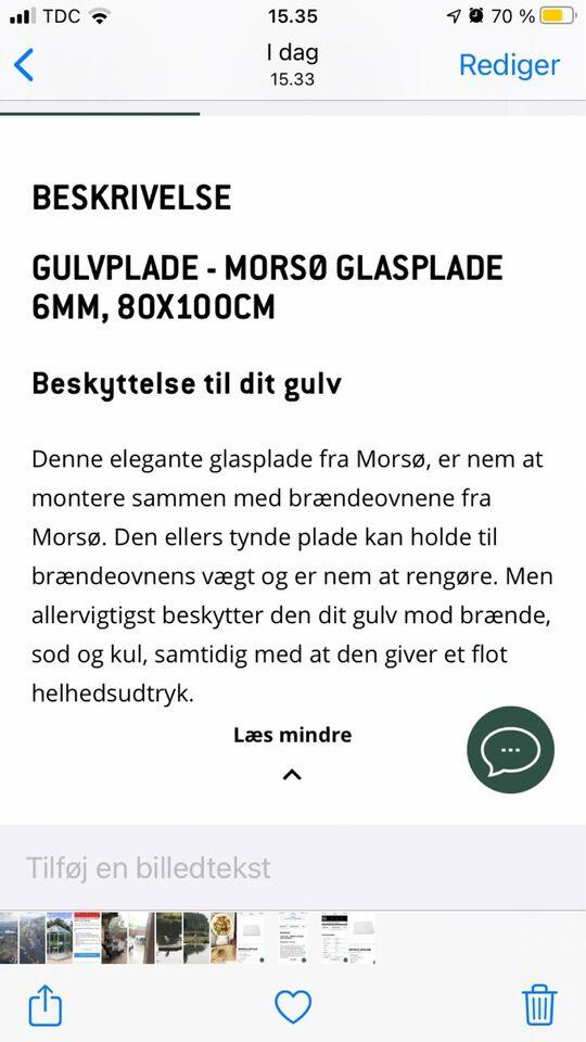 Andet, Morsø