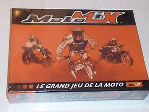 sous blister MOTOMIX le grand jeu de la moto HISTOIRE motorrad spiel LUDIKLAB