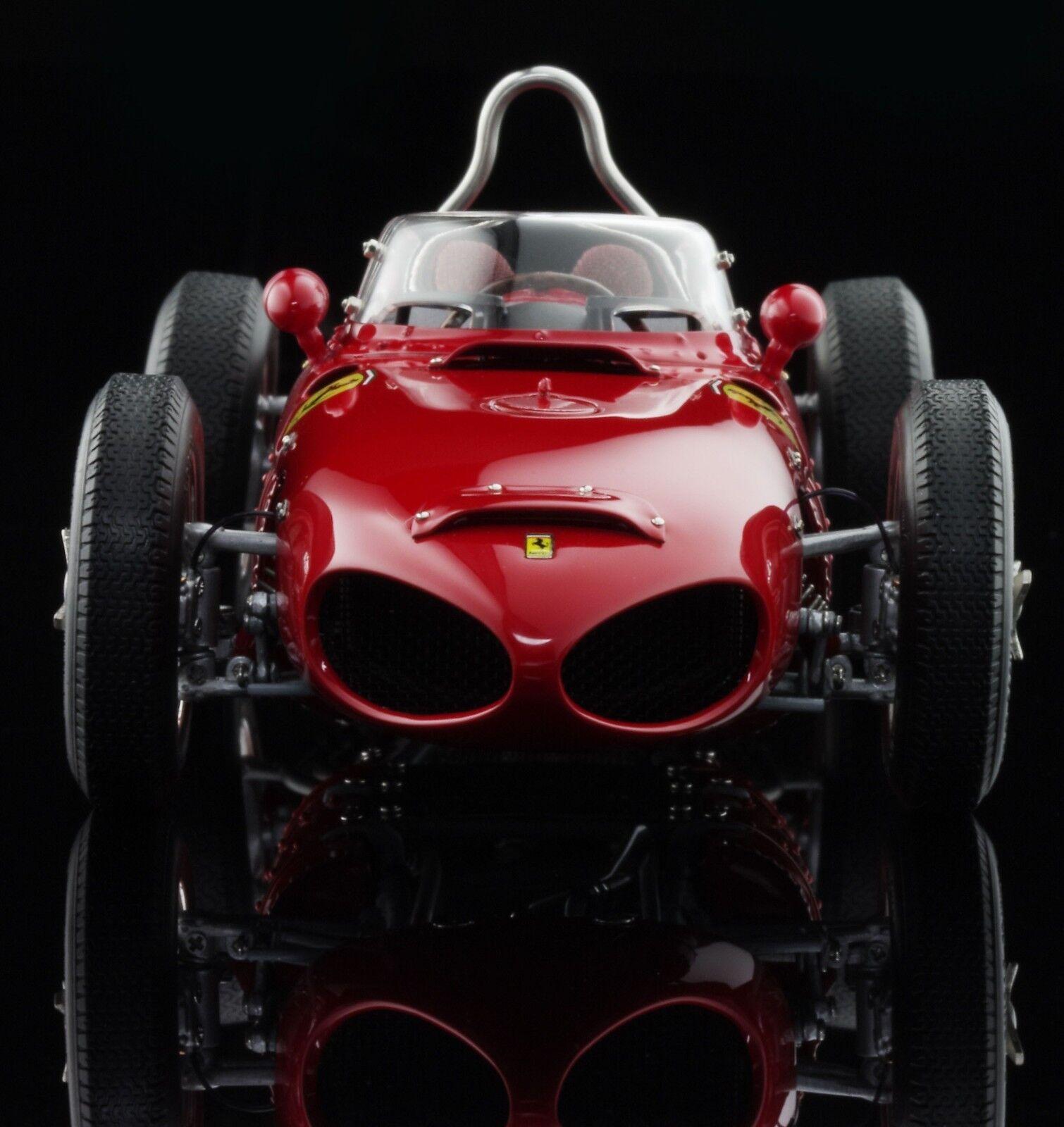 CMC Modelcars M-070 - Ferrari, Ferrari, Ferrari, Dino 156 F1 (Sharknose) 1961- Nr.2 - Maßstab 1 18 96c975