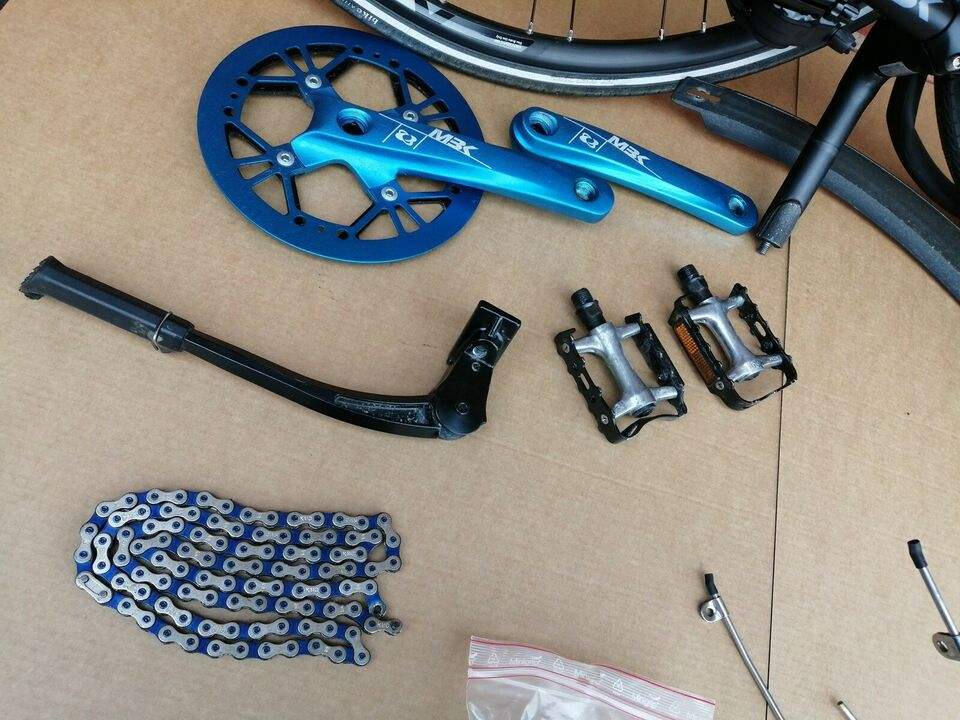 Andet, Cykel-kit