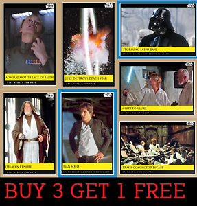 2019-Topps-Star-Wars-Galactic-Moments-Cards-BUY-3-GET-1-FREE