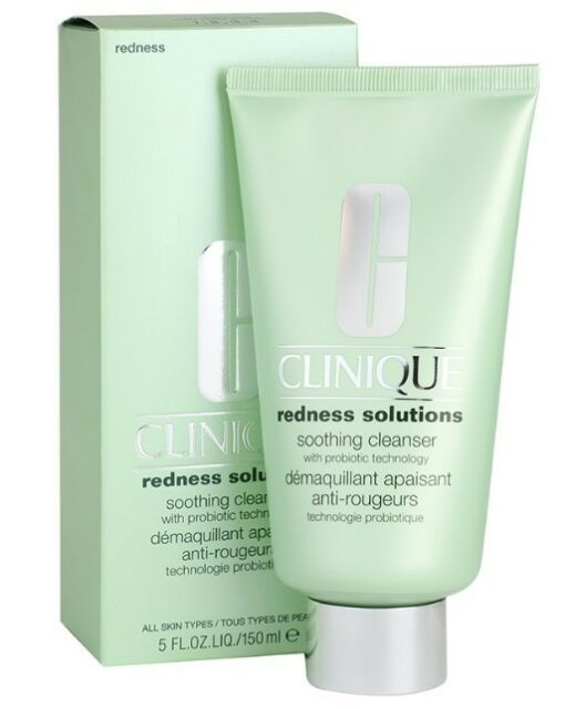 Clinique Redness Solutions Soothing Cleanser With Probiotic Technology 150ml 300eeccd7424
