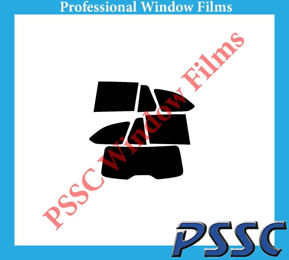 PSSC Pre Cut Rear Car Window Tint Films for BMW 5 Series Touring 2017