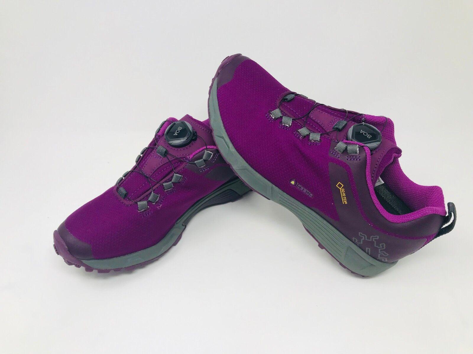 Women's Icebug DTS3 BUGrip GTX (purple)