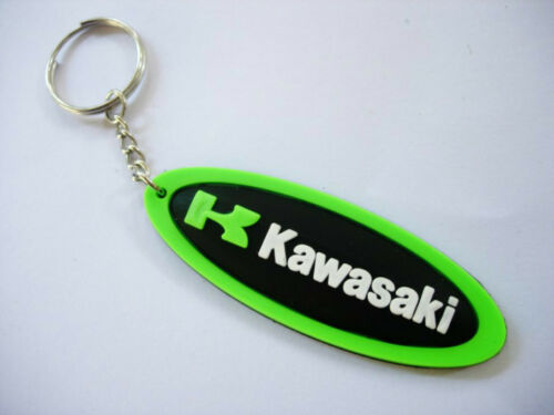 porte clefs KAWASAKI Green color keyrings keychains portachiavi llaveros