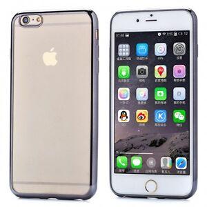 iPHONE-6-6S-PREMIUM-ULTRA-SLIM-SILVER-TRANSPARENT-SILICONE-GEL-TPU-CASE-COVER