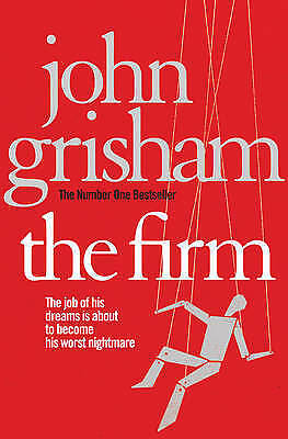 """""""AS NEW"""" Grisham, John, The Firm, Mass Market Paperback Book"""