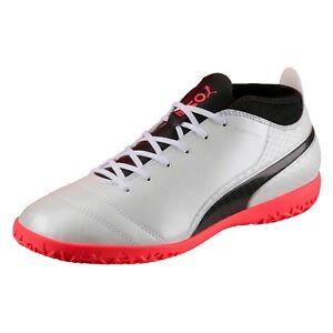6f6e5ccb9d2 Masculino Puma One 17.4 - Indoor Sapatos Tênis De Futsal 104079 01 ...