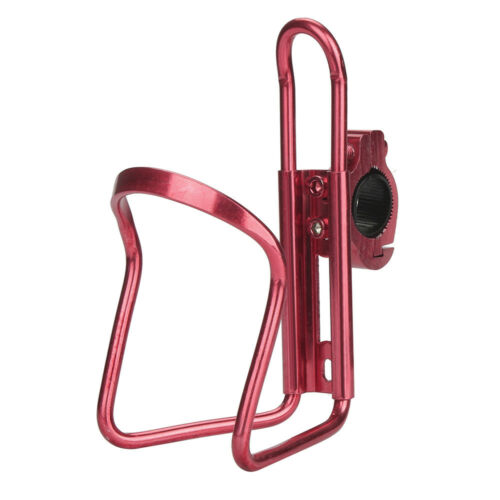 Cycling Bike Bicycle Aluminum Alloy Handlebar Water Bottle Holder Cages Outdoor