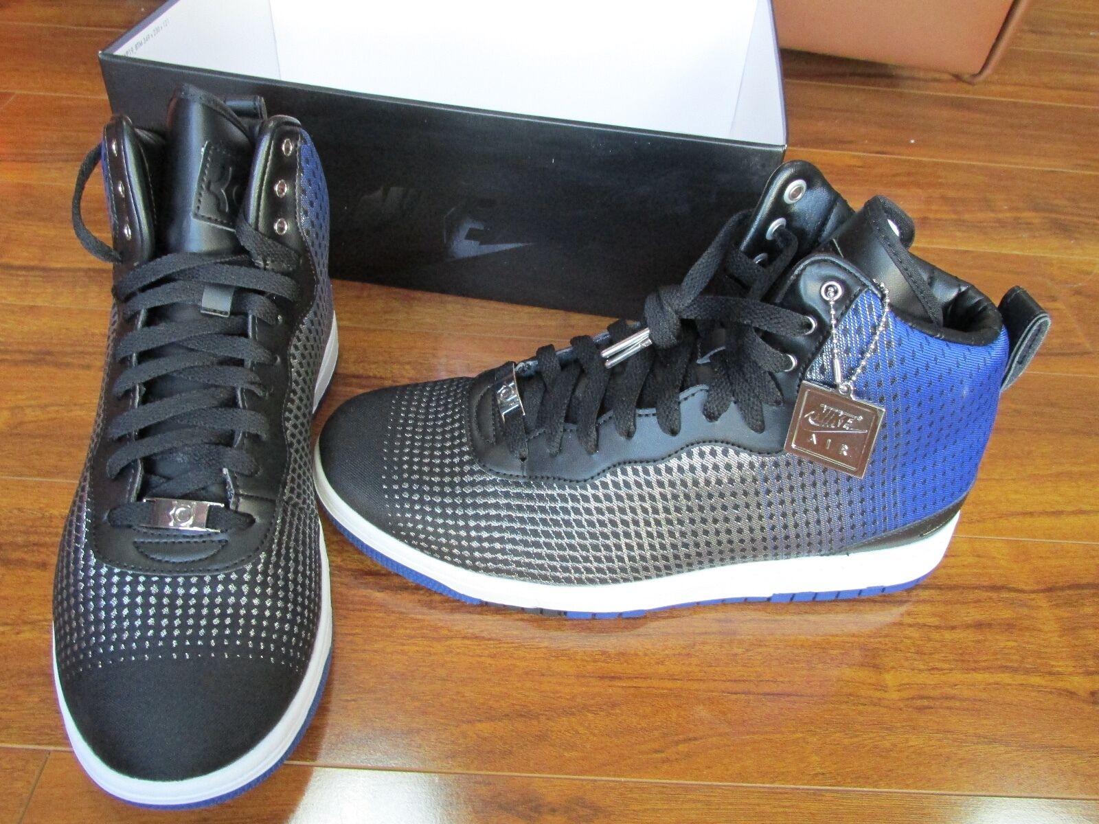 Ny Nike KD VIII NSW Livsstil skor skor MENS 9 blå silver 749637 400  140