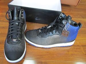 ec7b0fe0ca73 New Nike KD VIII NSW Lifestyle Sneakers Shoes MENS 9 Blue Silver ...