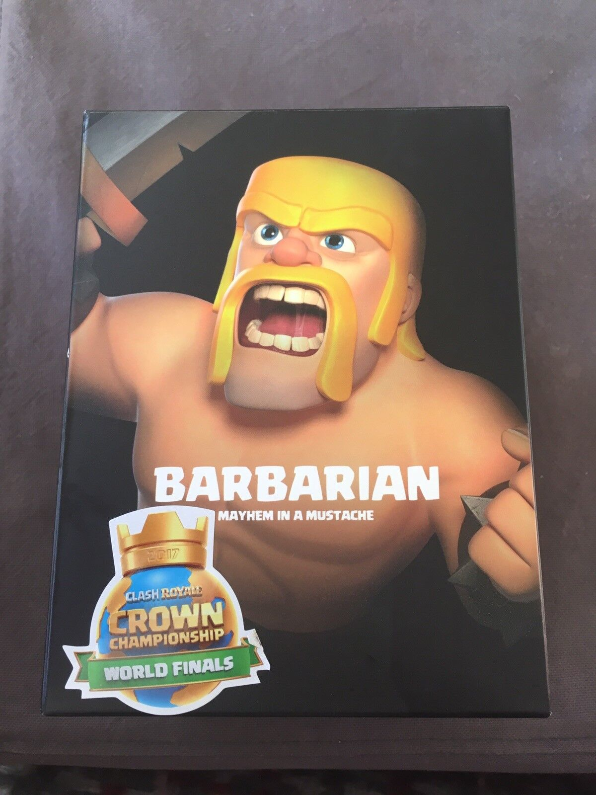 Barbarian Firgure Crown Championship World Finals