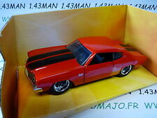 voiture 1/32 JADA FAST & FURIOUS Dom's CHEVY chevelle SS #97380