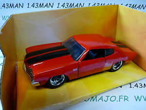 voiture-1-32-JADA-FAST-amp-FURIOUS-Dom-039-s-CHEVY-chevelle-SS-97380