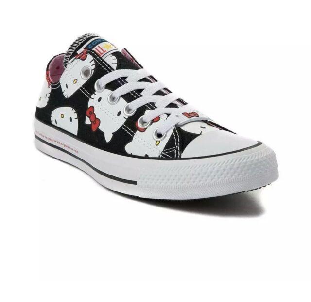 Girls Converse Hello Kitty CTAS Ox
