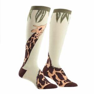 Motivsocken Damen Giraffe Sock it to me Gr.39-42 One Size