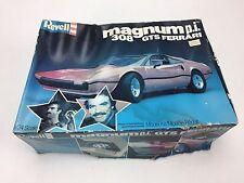 Magnum PI 308 GTS Ferrari Model Kit Tom Selleck Revell TV 1982 Model Kit 1:24