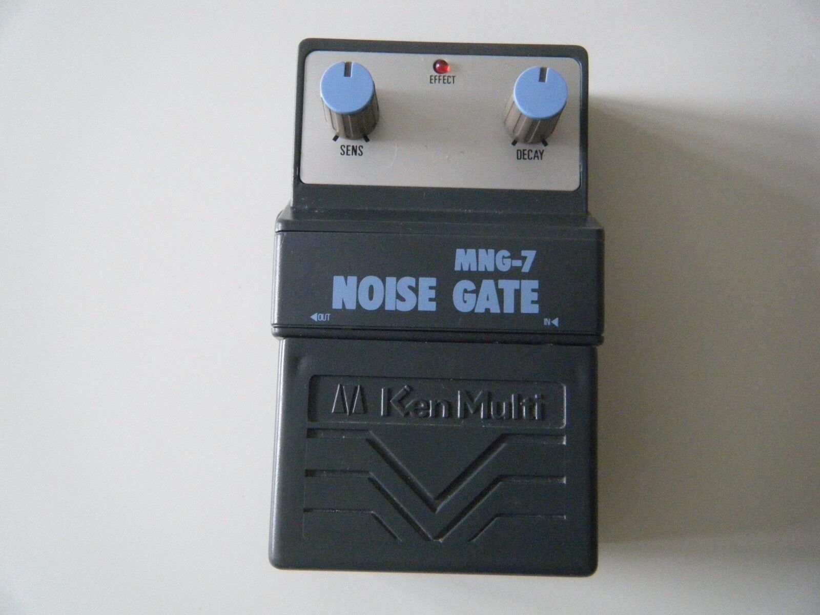 Puerta de ruido KEN MULTI MNG-7 MNG-7 MNG-7 Efectos pedal Hecha en Japón ARION FX Vintage Década de 1980  en venta en línea