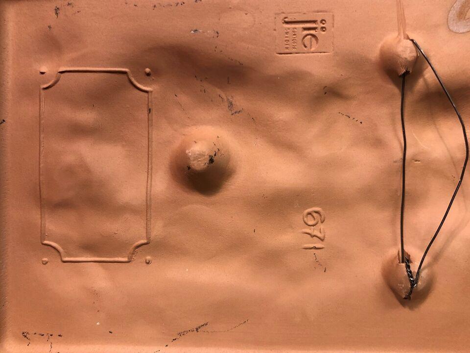 Keramik, Relief , Joe Gentofta
