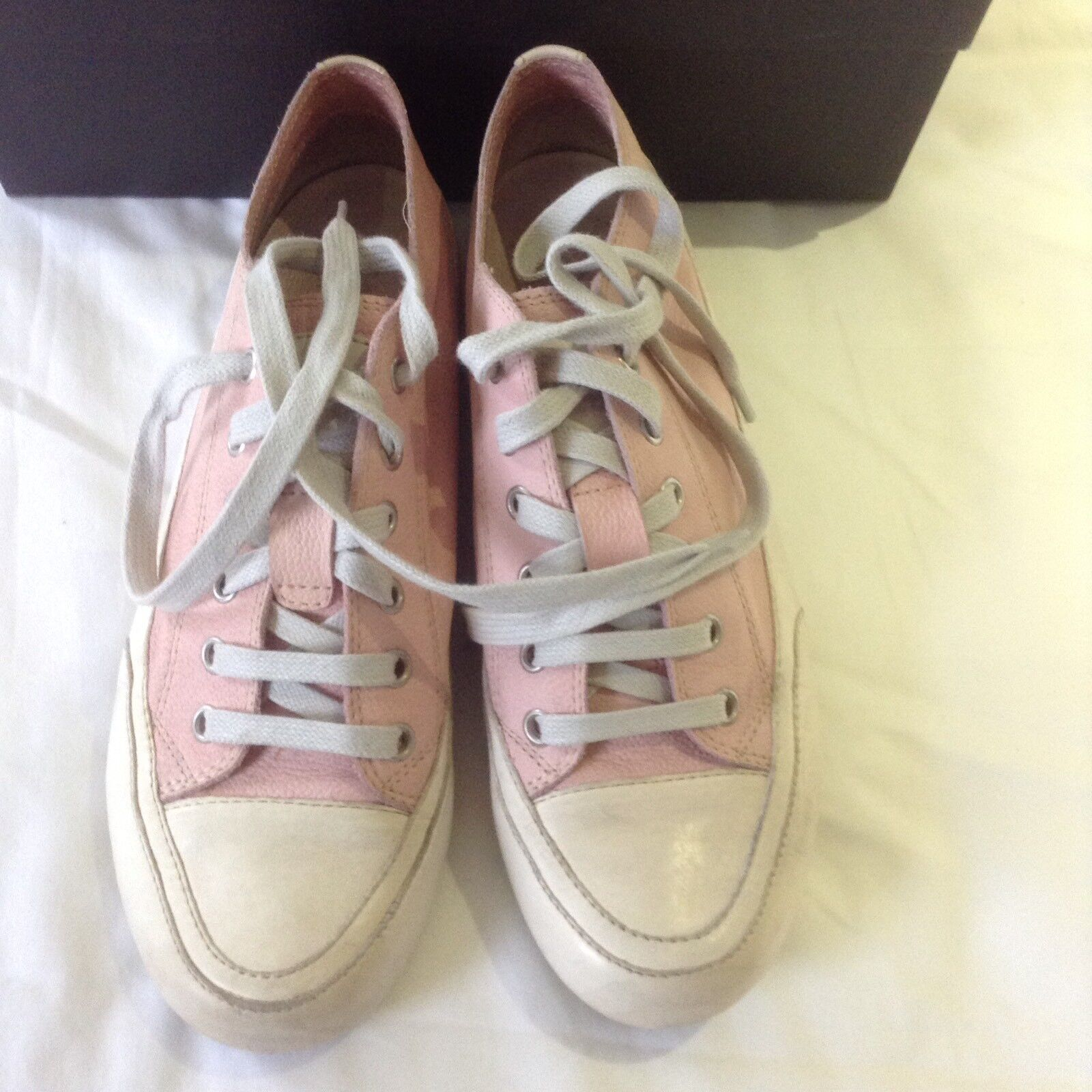 CANDICE COOPER RISO PINK TRAINERS SIZE 38/UK 5