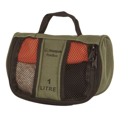 Snugpak Pakbox Voyage 1 L Cube bagages Organisateur RUC482